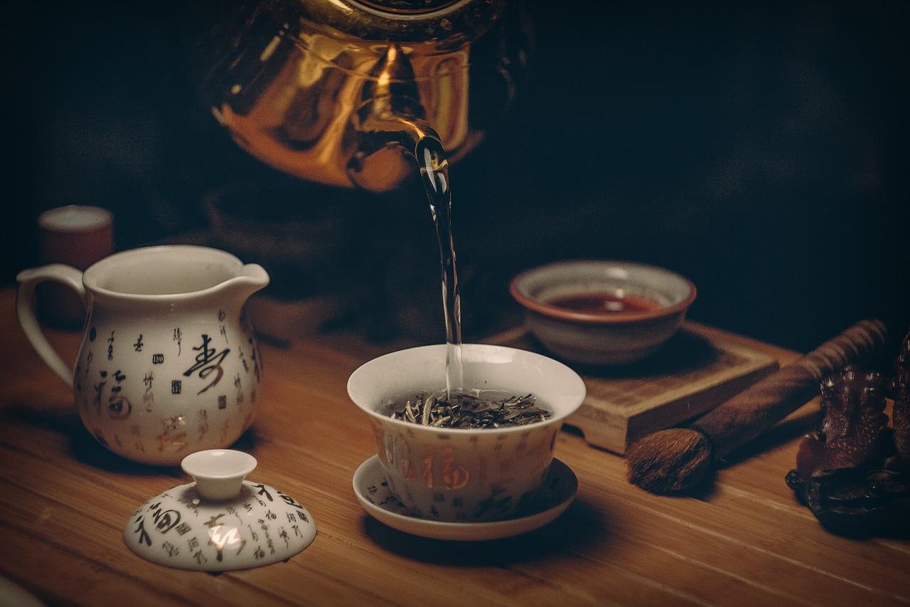 Ile pić zielonej herbaty
