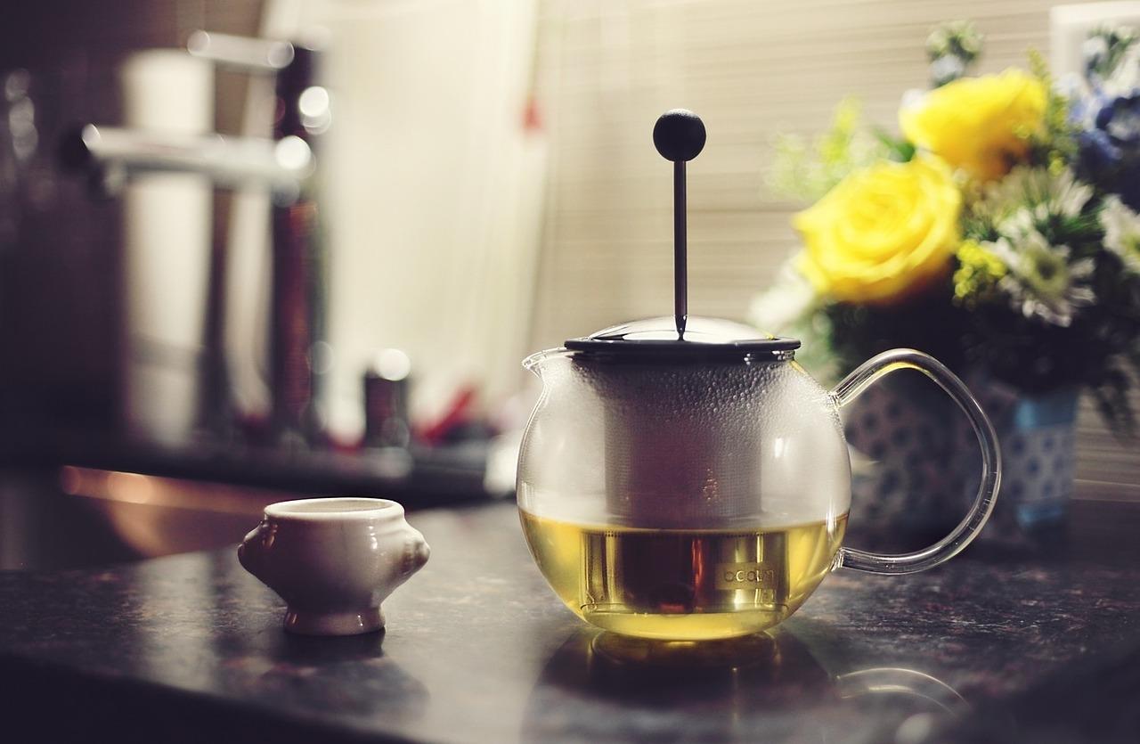 Jak parzyć zieloną herbatę